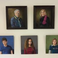 Galerij grootouders en kleinkinderen